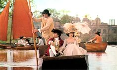 Stanley Kubrick's Barry Lindon, 1975. Ryan O'Neal, Marisa Berenson.