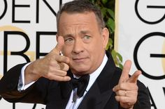 Could you love Tom Hanks anymore?!