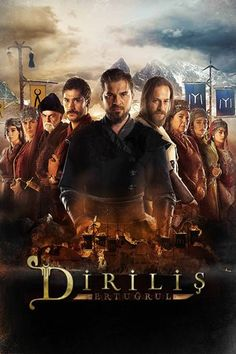 Diriliş: Ertuğrul - Ertuğrul Bey and the Knights Templar in the 13th century Alba and step and step with the struggle against brutal Mongols depicts the process of establishing the Ottoman principalit...