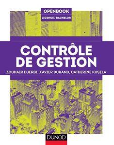 Contrôle de gestion (Openbook) eBook: Zouhair Djerbi, Xavier Durand, Catherine Kuszla: Amazon.fr: Boutique Kindle