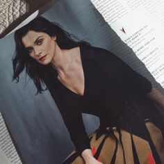 I enjoyed this cover story by @moremag - I have been told I look like Rachel Weisz so many times. (Right @cfyork ?) I hope I can age just as gracefully as her! #doppleganger #bepurposeful #stayhumble