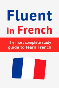 Fluent in French - for those of us looking to jump back into a language perhaps?