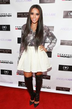 Style Star- Angela Simmons