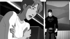 [Young Justice] Superboy X Miss Martian | Monster