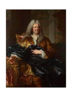 size: Giclee Print: Antoine De Paris, 1724 by Hyacinthe Francois Rigaud : Vintage Artwork, Framed Artwork, A4 Poster, Poster Prints, Posters, Portrait, Find Art, Giclee Print, Gallery