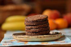 Kreatúrky: Keksíky Špaldovo-Kakaové