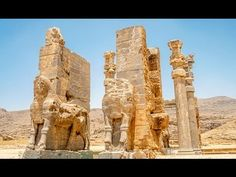 Persepolis PERSIAN EMPIRE | HISTORY of IRAN