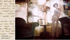 Great wedding inspiration in this photo shoot. Love letters, mirrors, feathers, old cameras...fits our motif so well.