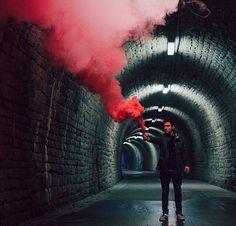 Smoke bomb III