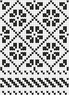 Kärdla kindakiri You are in the right place about fair isle knittings norway Here we offer you the m Baby Knitting Patterns, Tapestry Crochet Patterns, Crochet Animal Patterns, Knitting Charts, Weaving Patterns, Knitting Stitches, Pixel Crochet, Bead Crochet Rope, Fair Isle Chart