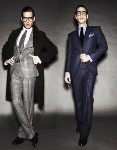 Men's suits: modern suit styles for 2011 Modern Suit Styles, Modern Suits, Tom Ford Suit, Tom Ford Men, Mens Fashion Suits, Mens Suits, Outfit Trends, Dapper Men, Wedding Dress Styles