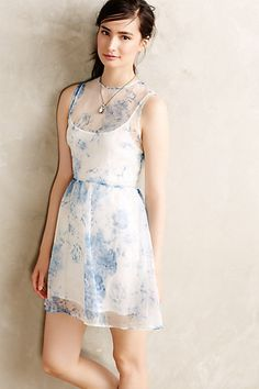 Azores Dress #anthropologie #anthrofave