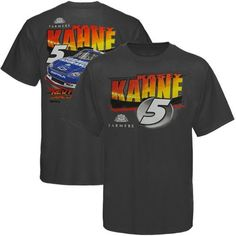 Chase Authentics Kasey Kahne Mens Chassis T-Shirt Medium by Chase Authentics. $24.95. Put the pedal to the metal, and support your favorite NASCAR® driver wearing the Kasey Kahne men's Chassis t-shirt from Chase Authentics®. Both the front and back are screenprinted with colorful team graphics!