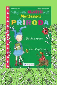 """V tomto opravdu velkém sešitu na vás čeká více než 150 aktivit zaměřených na přírodu. Najdete zde kreslení, malování, stříhání, poznávání stromů, listů, květin, pozorování ptáků, hmyzu a životního cyklu rostlin v průběhu čtyř ročních období. Aktivity jsou vytvořené v souladu s pedagogikou Montessori, jejímiž hlavními principy jsou """"learning by doing"""", tedy poznávání a učení skrze činnosti, a """"pomoz mi, abych to dokázal sám"""". #montessori #aktivity #priroda #deti"""