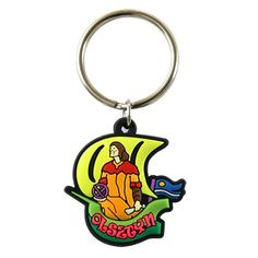 Colored, elastic and soft rubber keychain with Nicholas Copernicus. Nicolaus Copernicus, Rubber Keychain, Keychains, Gadgets, Personalized Items, Natural Rubber, Pendant, Key Hangers, Key Rings