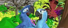 Rio 2 Animation Reel by Hector Godoy