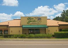 Find the Olive Garden Italian Restaurant closest to you!