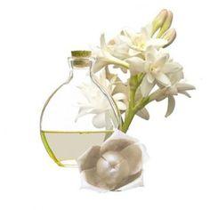Esencia Aromática de Tuberosa, frescura aromática floral que hará que tus jabones queden estupendos. hacerjabon.es