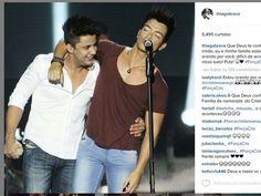 Thiago Brava lamenta acidente de Cristiano Araújo (Foto: Reprodução/Instagram)