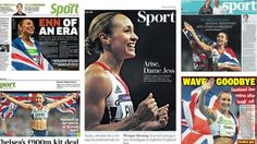 Jagmohan Garg News Jessica Ennis-Hill: Retired Olympic champion an 'all-time great' - Steve Cram  The newly retired Jessica Ennis-Hill is one of Britain's greatest athletes, says former world 1500m champion Steve Cram.  The 30-year-old won heptathlon gold at London 2012 and added a silver medal at the Rio Olympics.  Ennis-Hill also won the World Championships in 2009 and again in 2015, just 13 months after the birth of her first child, Reggie.  http://www.bbc.com/sport/athletics/37651100