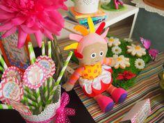 Upsy Daisy In The Night Garden Birthday Party Ideas Night