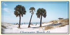 Clearwater Beach Florida!!