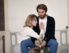 Vanessa Redgrave & Franco Nero the same two in Letters to Juliet.