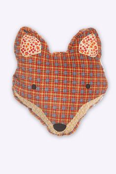 Angus Fox Cushion