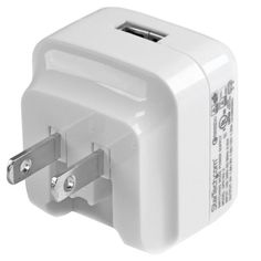 Startech Usb Wall Charger With Quick Charge 2.0