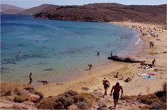 A Weekend on Mykonos, Greece - The New York Times > Travel > Slide Show - Haus Kredit Mykonos Island, Mykonos Greece, Luxury Villas In Greece, White Sand Beach, Sandy Beaches, Heaven On Earth, Greek Islands, Places To Visit, Vacation