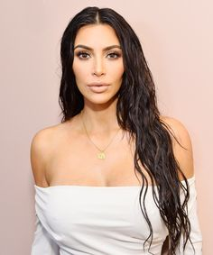 The One Product Kim Kardashian Swears By For Flawless Makeup