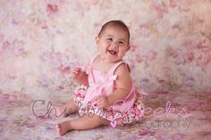 Baby girl clothes, baby girl outfit, pink floral top and baby bloomers, baby dress, diaper cover, romper, baby clothing by GigglesandWigglesBtq on Etsy https://www.etsy.com/listing/150815609/baby-girl-clothes-baby-girl-outfit-pink