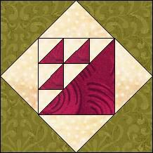 """Quilt-Pro Systems - Quilt-Pro - Block of the Day Little Basket       Finished block: 6""""x 6"""" inches Subscribe today and receive a daily e-mail with your free Block of the Day! The Block of the Day is available to all quilters, regardless of whether you own our software programs. You can download the Block of the Day as a .pdf file"""