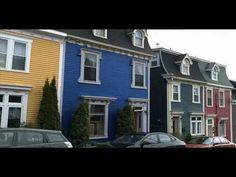 John's, Newfoundland - Travel Yourself Newfoundland And Labrador, Island Girl, St John's, Canada Travel, Beautiful Scenery, Rock, Places, Sweet, Outdoor Decor