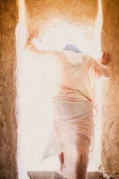 """John 11:25 Jesus said to her, """"I am the resurrection and the life; he who believes in Me will live even if he dies,"""