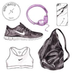 Good objects - Sport essentials #goodobjects