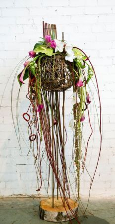 flower show arrangements - Google Search