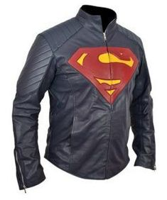 #SupermanLeatherJacket #SupermanCostume #SupermanMotorcycleJacket #SupermanHalloweenCostume #SuperheroCostumeForAdults #SuperheroCostumeForKids #HalloweenSuperheroCostumesForAdults #CheapHalloweenCostumeIdeasForGuys #HalloweenCostumeForSale #HalloweenLeatherJacket Superman Halloween Costume, Halloween Costumes For Sale, Superman Costumes, Motorcycle Jacket, Biker, Superman Man Of Steel, Men's Leather Jacket, Super Hero Costumes, Wish Shopping