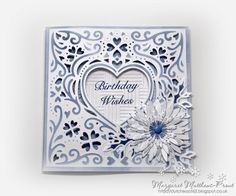 I just could not resist......       this is the card laid flat....cut fom a 7x7 card and trimmed because try as I might I could not get to w...