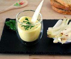 Receta Vasitos de yogur griego al curry