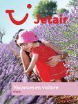 Jetair : Autovakanties, Frankrijk - Vacances en voiture France, zomer-été 2013 | Jetaircenter Reisbureau