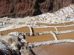 Sacred Valley Salt pans, pre-hispanic