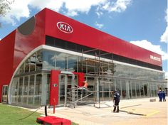 KIA MOTORS SOUTH AFRICA TO LAUNCH ITS FIRST SOLAR POWERED DEALERSHIP NEXT MONTH