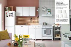 Hej bei IKEA Österreich | Kitchen | Ikea, Unterschrank und Wandschrank