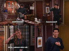 """you know, if we hurry we could have unagi in like 45 minutes."" @Mariah Colby"