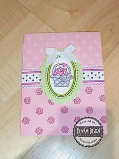 DeNami Design Blog: Day 6 of DeNami's Sneak Peek Week- Baskets of Love