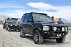 Overland Journal Project Land Rover Discovery 4 (LR4) - Page 81 - Expedition Portal