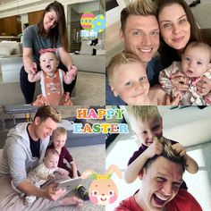 Carter Family, Nick Carter, Backstreet Boys, Happy Easter, Boy Bands, Celebrities, Face, Instagram, Happy Easter Day
