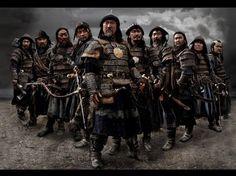 Mongolian heroes - Live in mongolia -: