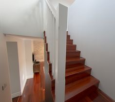 Nice view of Jarrah stairs at new 2 storey home construction by Camorino Constructions Perth Perth Western Australia, Storey Homes, Nice View, Stairs, Construction, Home Decor, Ladders, Building, Homemade Home Decor